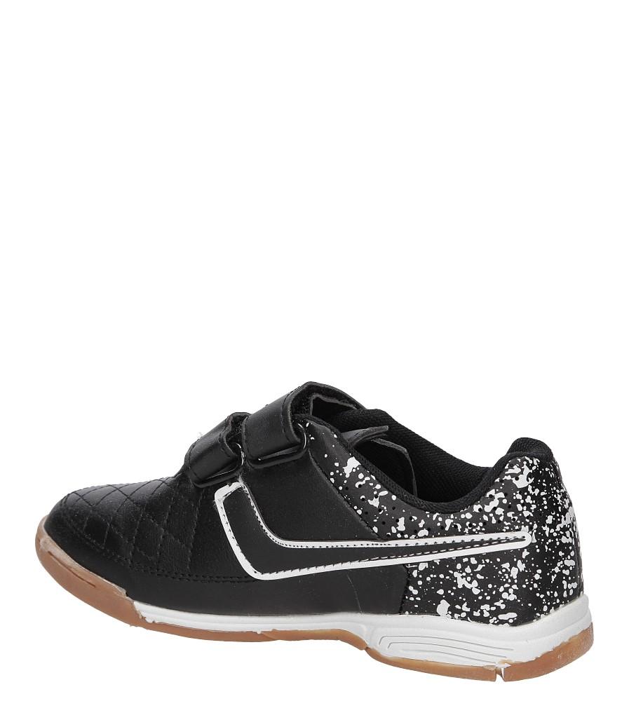 Sportowe Casu 5A-YF163756 kolor biały, czarny