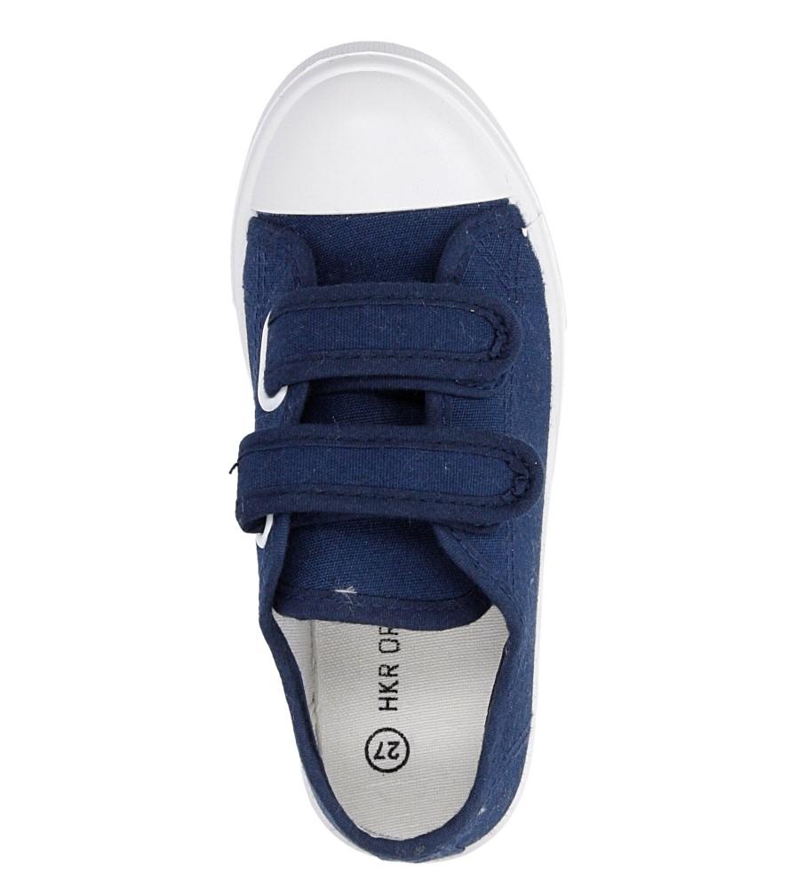Dziecięce TRAMPKI CASU 5TX-Q086027E niebieski;;