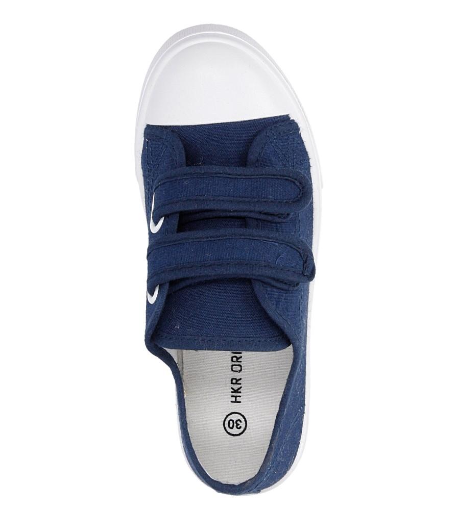 Dziecięce TRAMPKI CASU 4TX-Q086027E niebieski;;