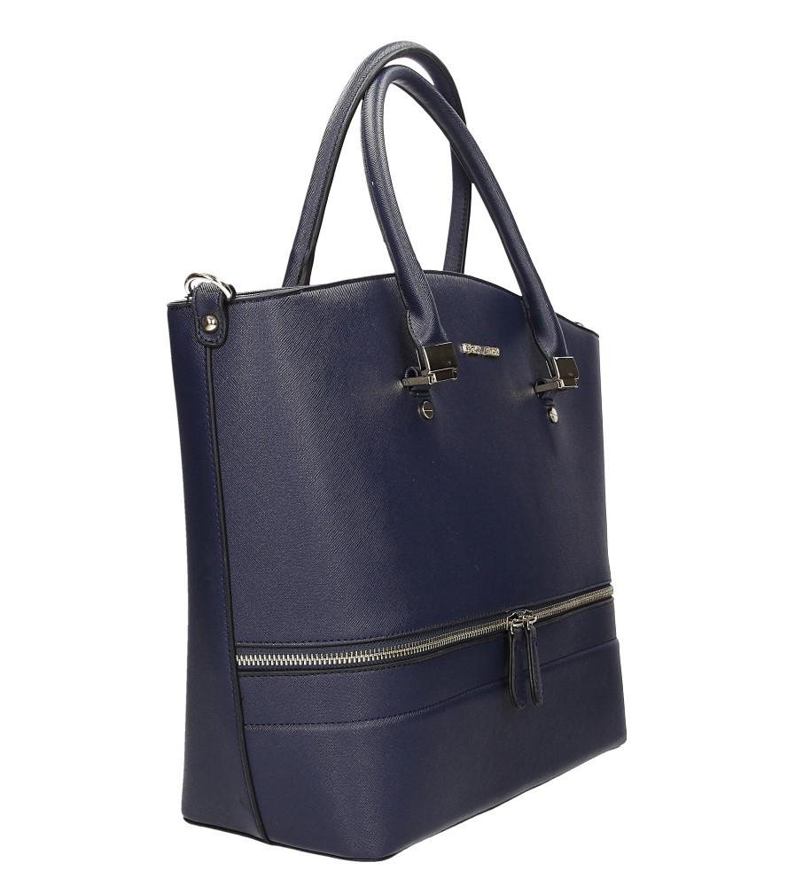 TOREBKA F6888 kolor ciemny niebieski