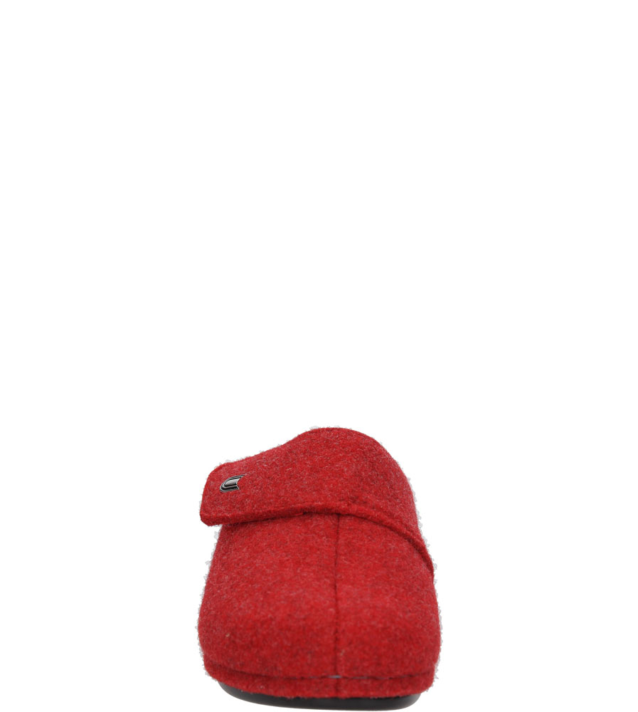 KAPCIE PANTO FINO 121-07-F-G kolor czerwony