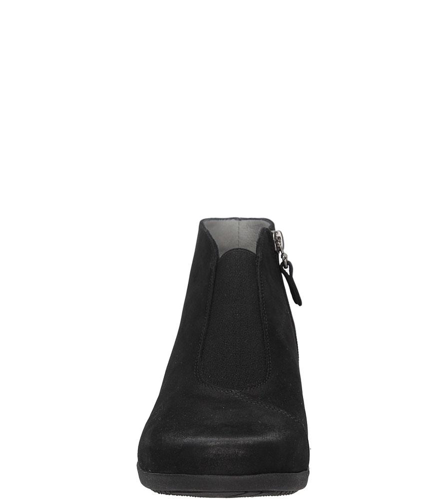 BOTKI MACIEJKA 02739 kolor czarny