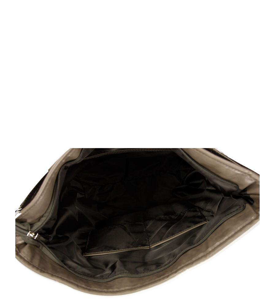 Damskie TOREBKA 1346 szary;złoty;