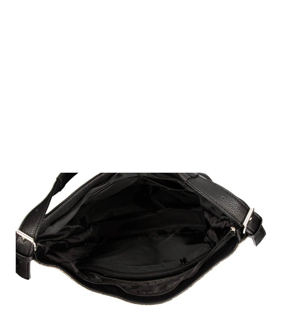 TOREBKA 1440 kolor czarny, srebrny