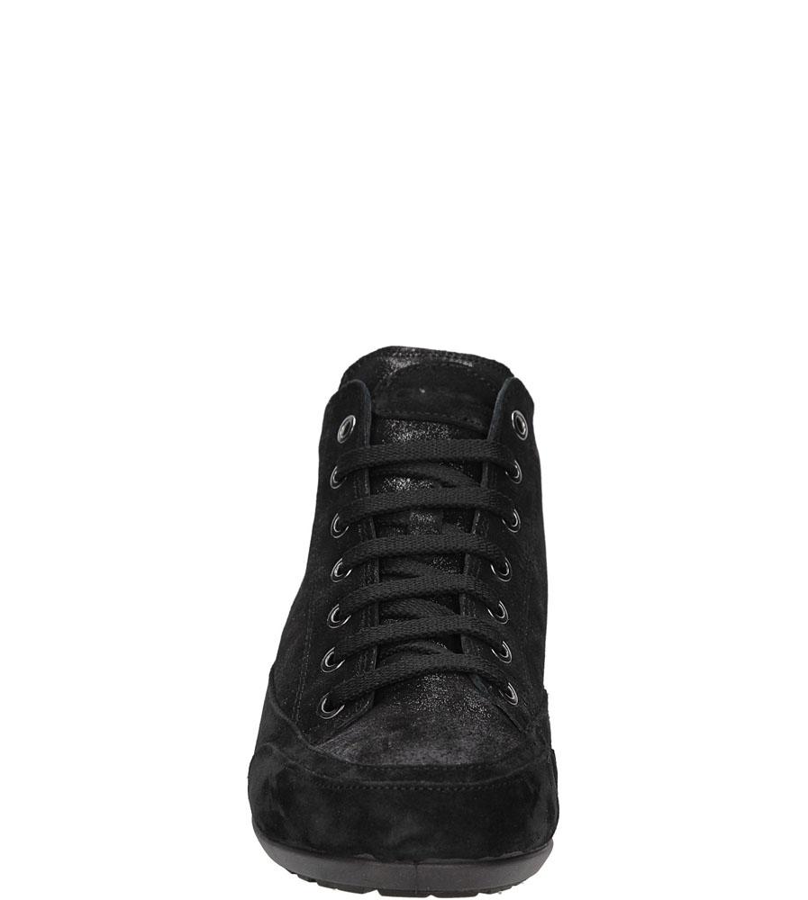 SNEAKERSY IGI&CO 67614 kolor czarny
