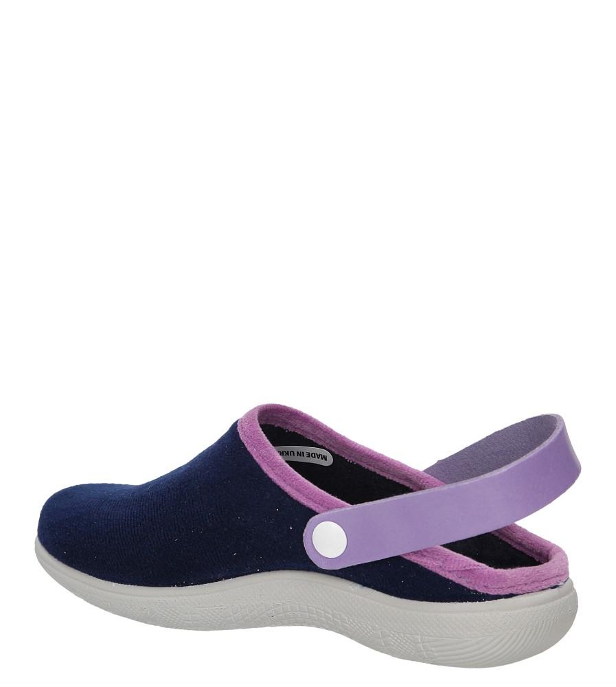 Dziecięce KAPCIE INBLU B9000008 niebieski;fioletowy;