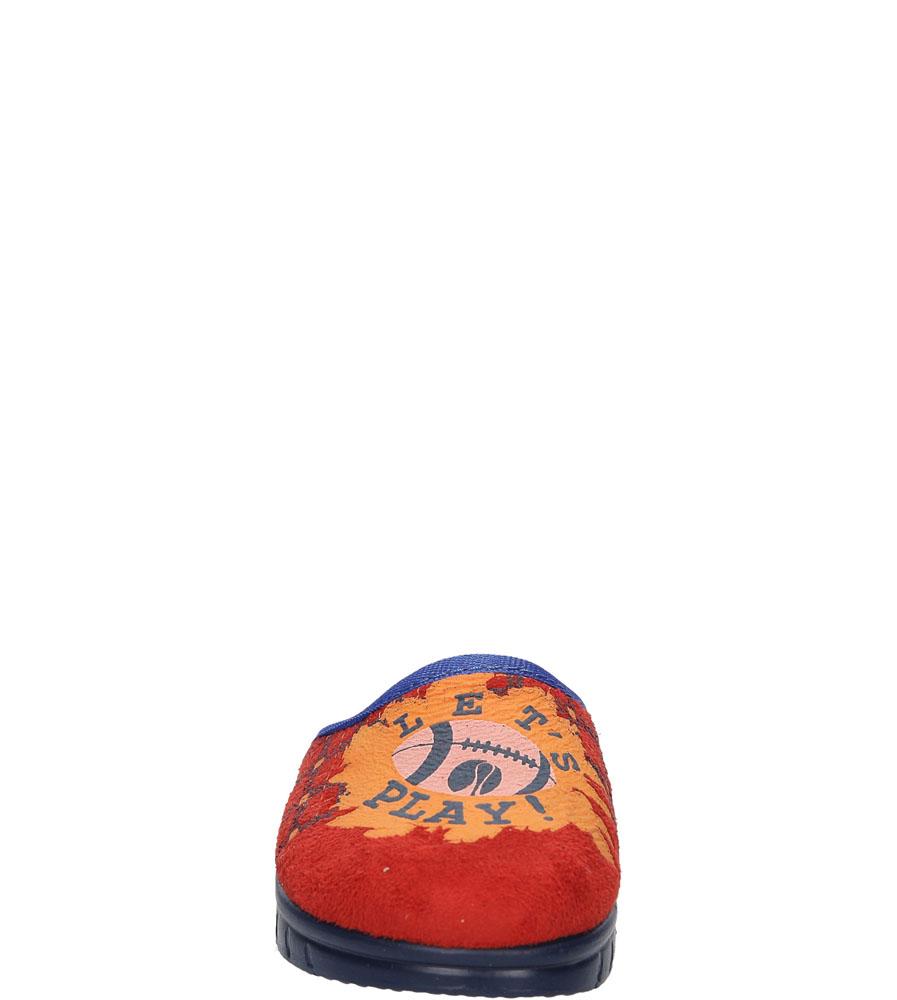 KAPCIE INBLU BC000039 kolor czerwony