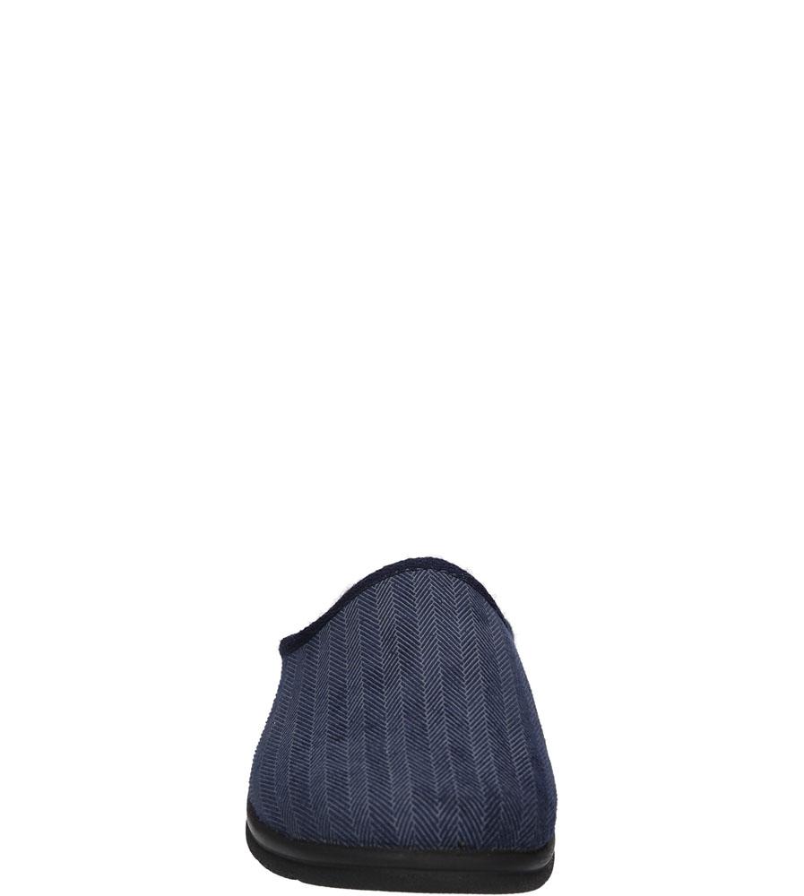 Męskie KAPCIE INBLU P0000052 niebieski;;