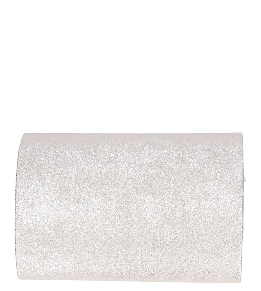 TOREBKA WIZYTOWA W-1 kolor srebrny