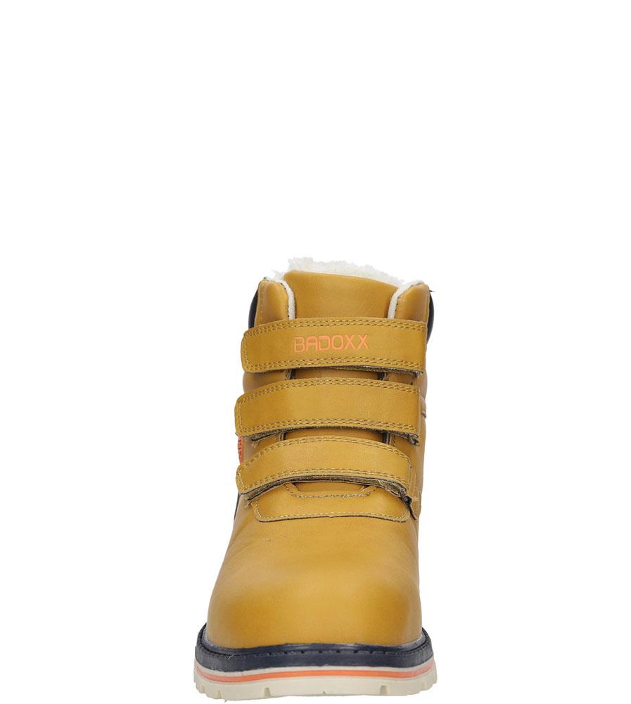 TRZEWIKI LXC7221-W kolor jasny camel