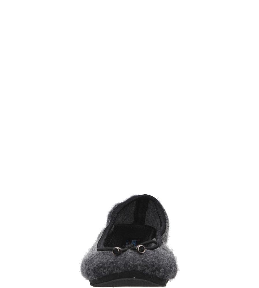 KAPCIE PANTO FINO B-07 kolor czarny, szary