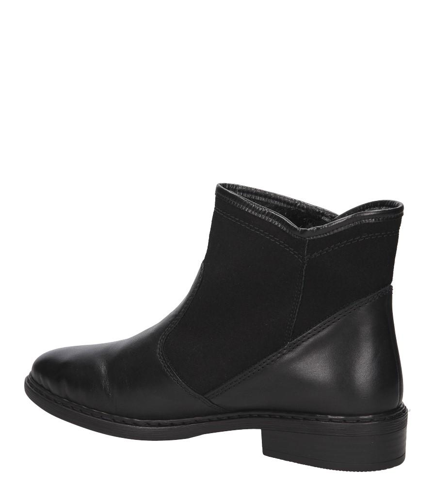 damen schuhe rieker 77571 00 boots stiefeletten echt leder. Black Bedroom Furniture Sets. Home Design Ideas