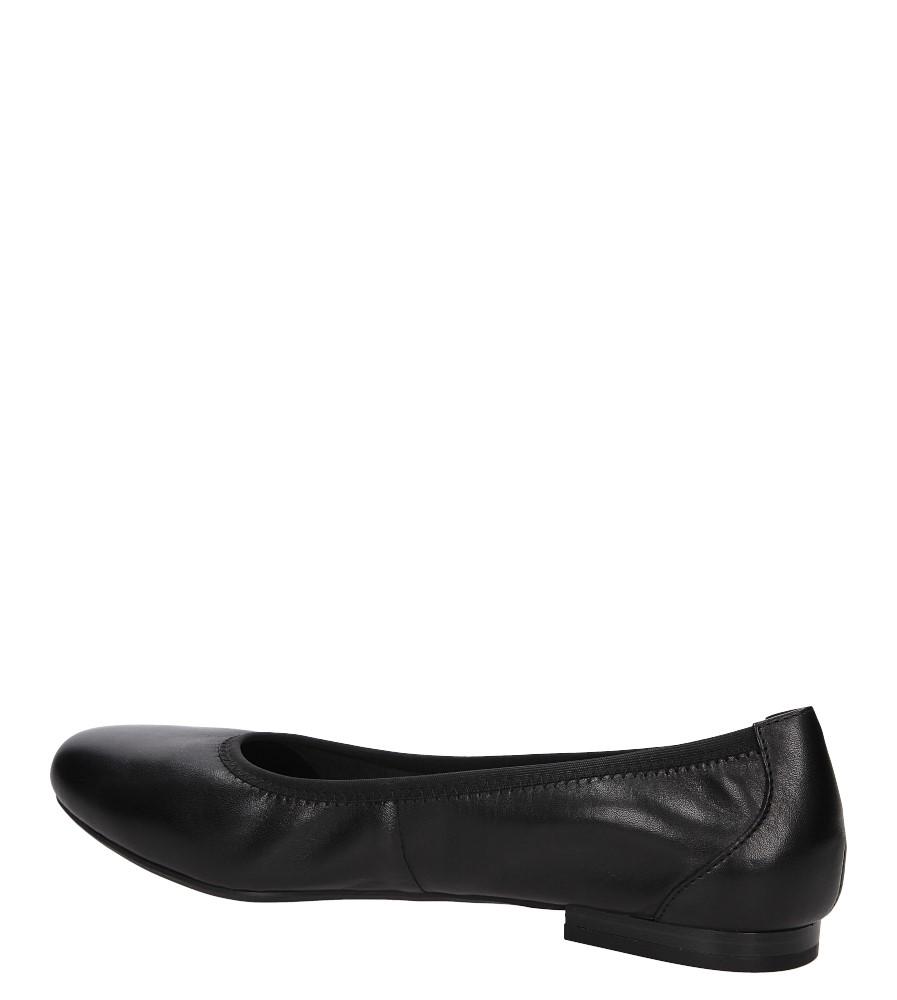 BALERINY CAPRICE 9-22100-28 kolor czarny