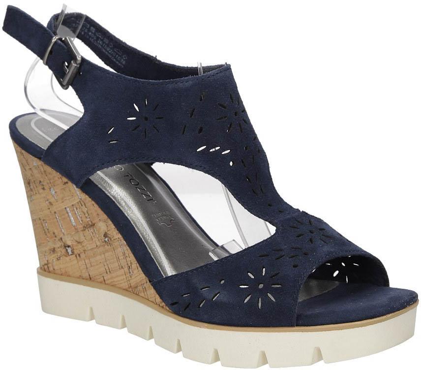 Sandały ażurowe Marco Tozzi 2-28354-28 producent Marco Tozzi