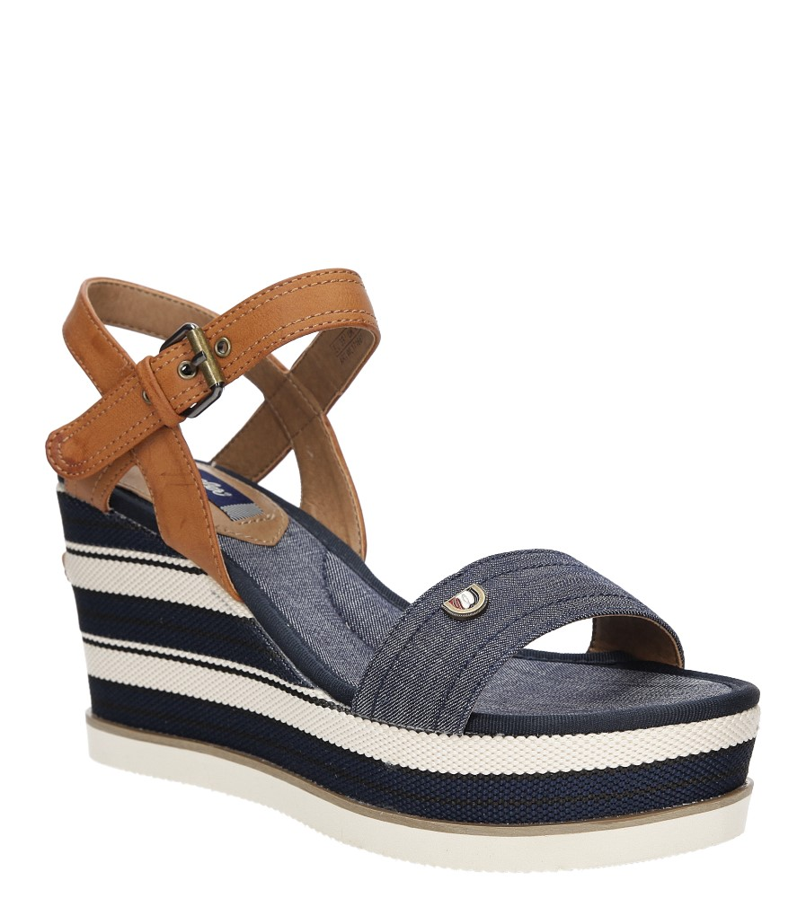 Sandały Wrangler Jeena Sunshine WL171661