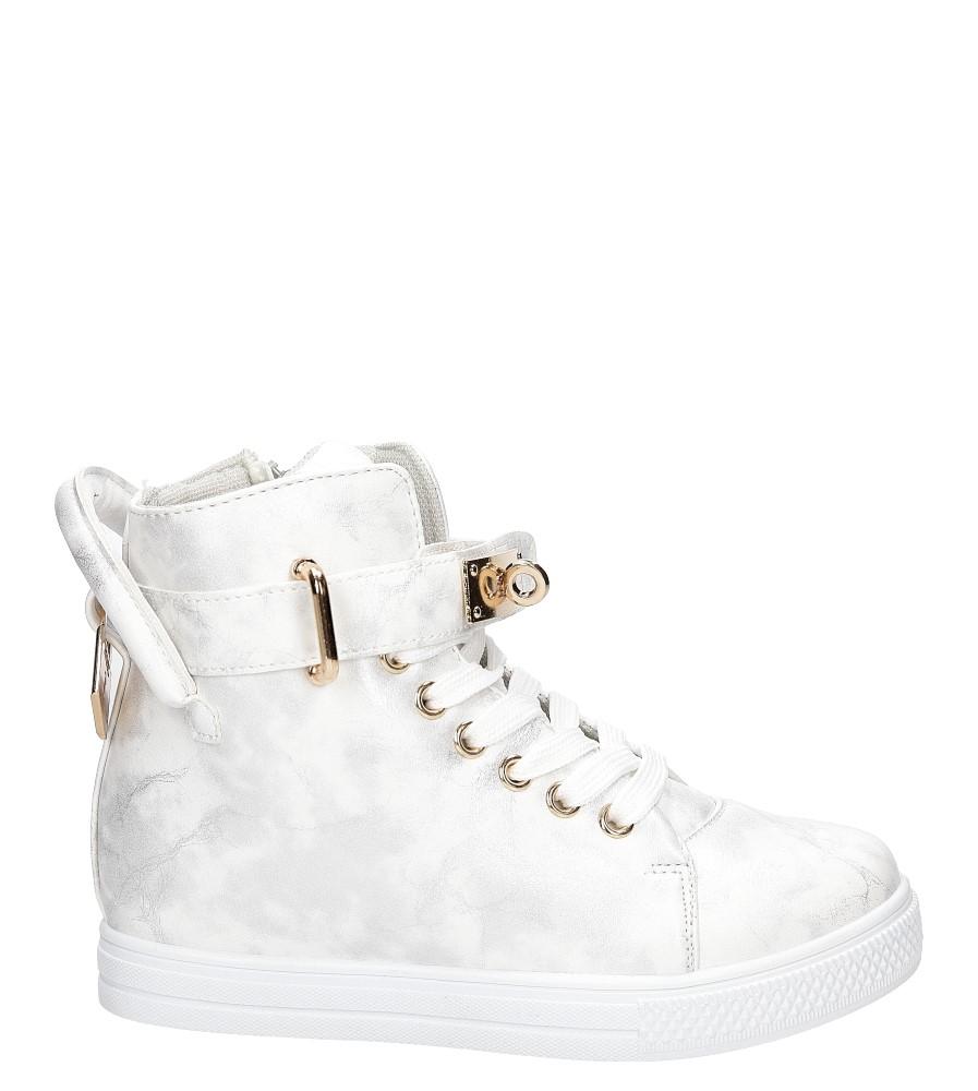 Sneakersy z kłódką Casu R72C