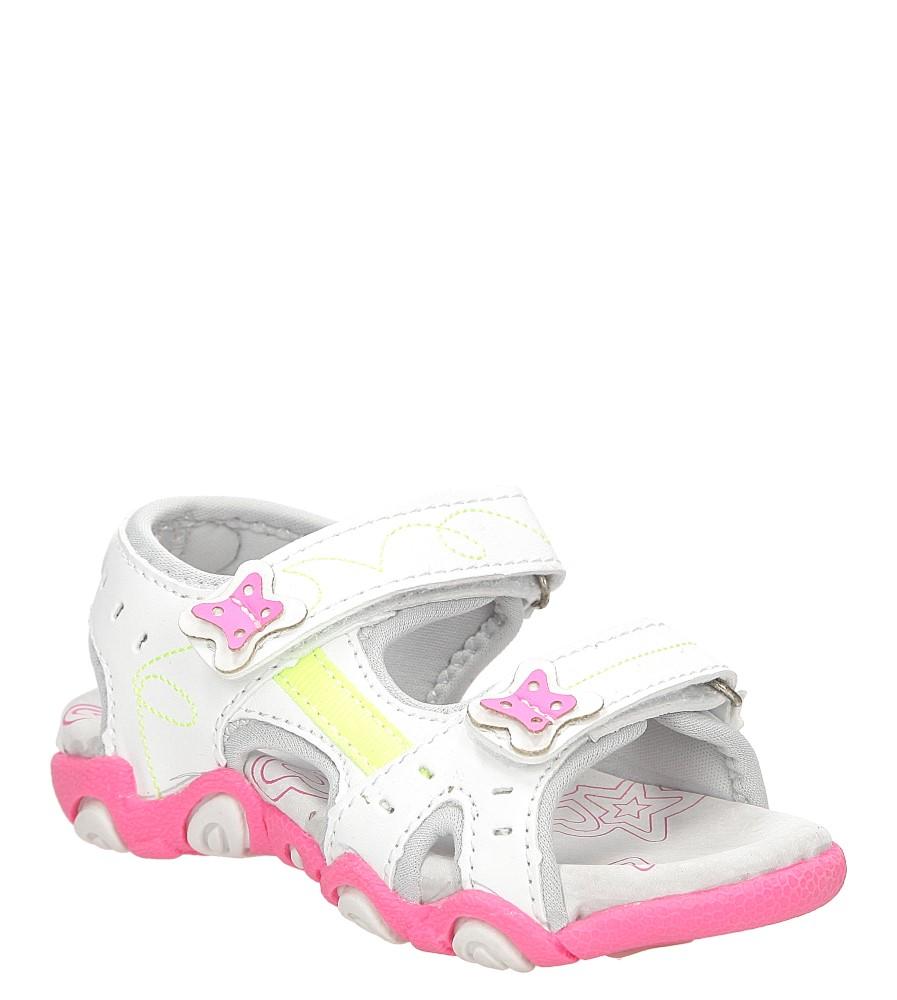 Sandały na rzep Casu 3S-BI86068E