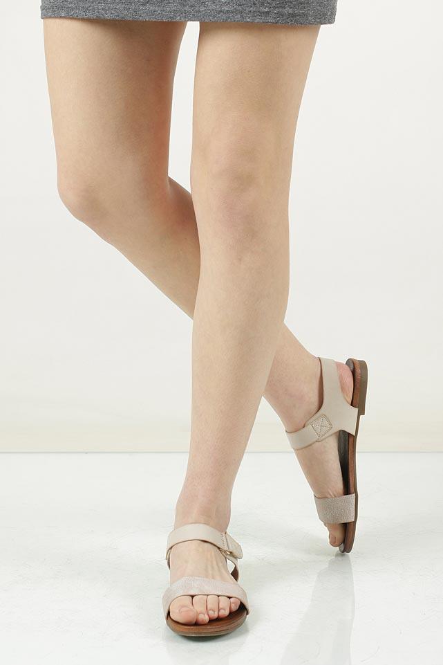 Sandały S.Barski 541-8 wierzch skóra ekologiczna