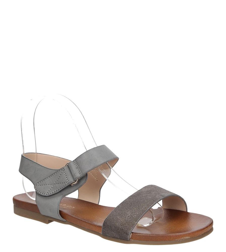 Sandały S.Barski 541-8