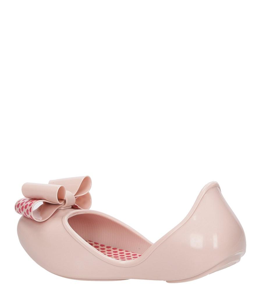 Meliski z kokardą Zaxy 82054 Start Bow II Kids kolor różowy