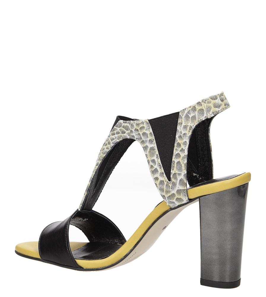 Sandały skórzane Karino 1978 wysokosc_obcasa 10 cm