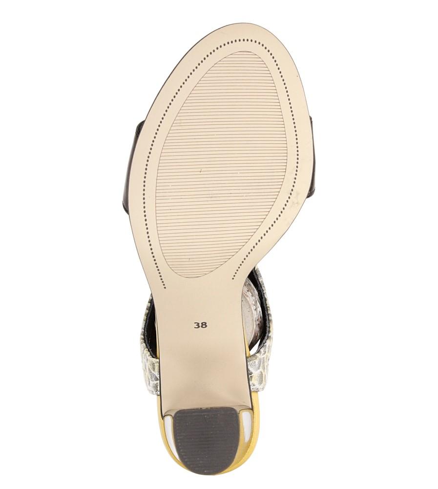 Sandały skórzane Karino 1978 wys_calkowita_buta 116.5 cm