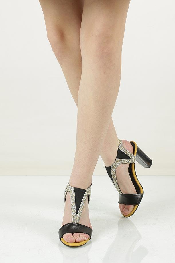 Sandały skórzane Karino 1978 wierzch skóra naturalna - licowa