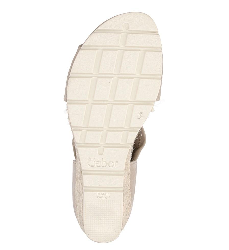 Sandały z nubuku Gabor 62.853 wys_calkowita_buta 12 cm