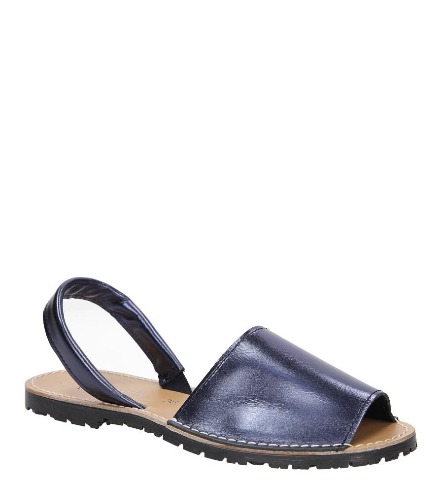 Sandały skórzane Tamaris 1-28916-38
