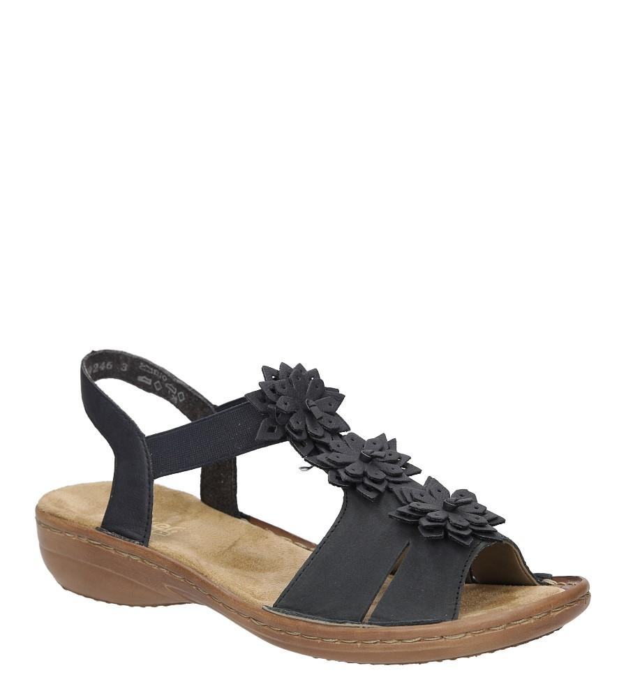 Sandały Rieker 608S5-14