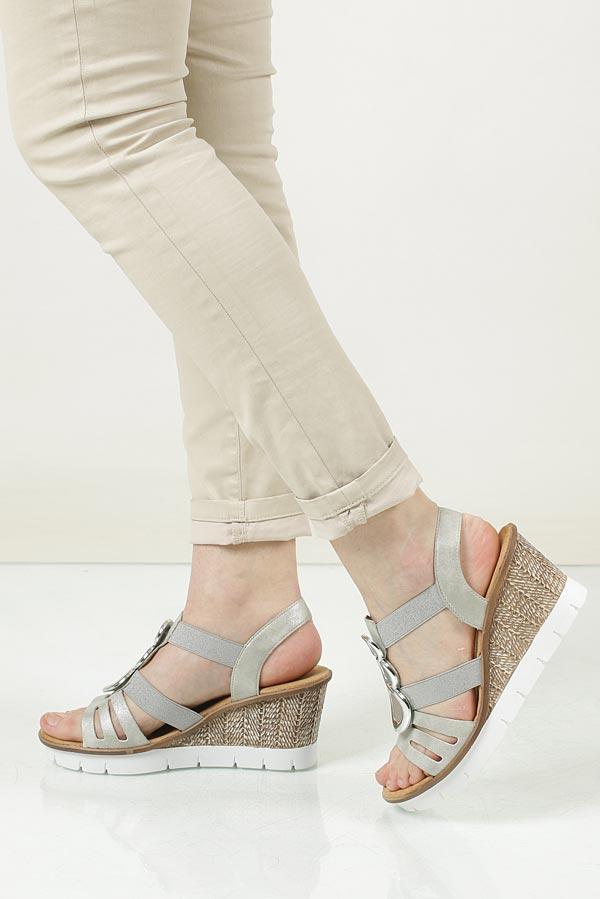 Sandały Rieker 65540-40