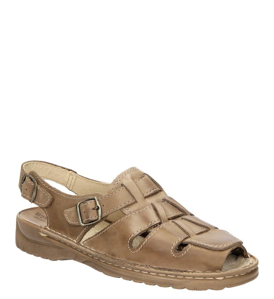 Sandały skórzane Windssor 009