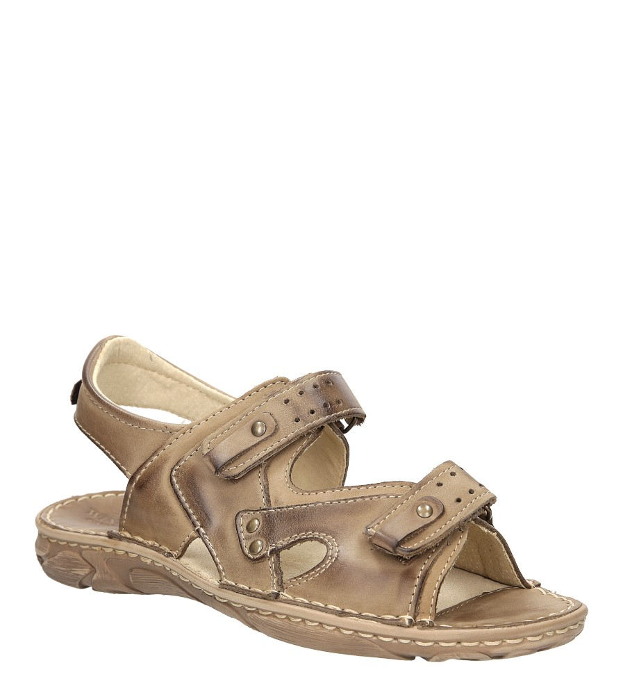 Sandały skórzane Windssor 028 producent Windssor