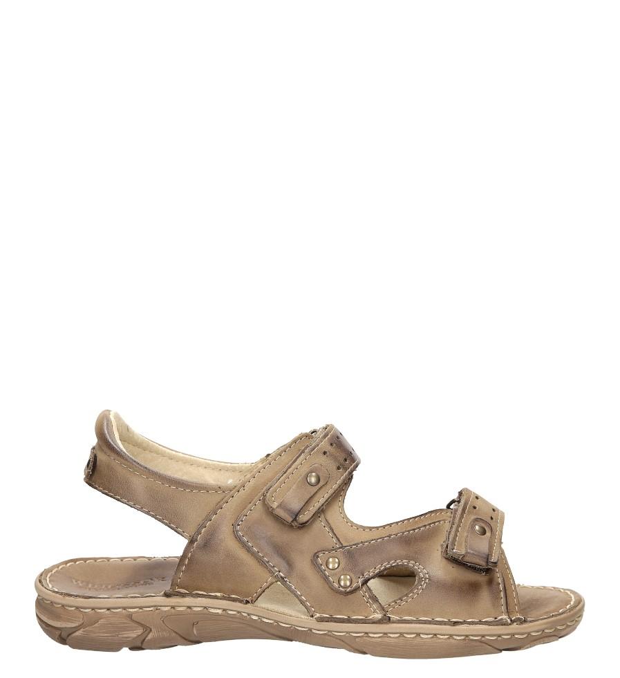 Sandały skórzane Windssor 028 model 028