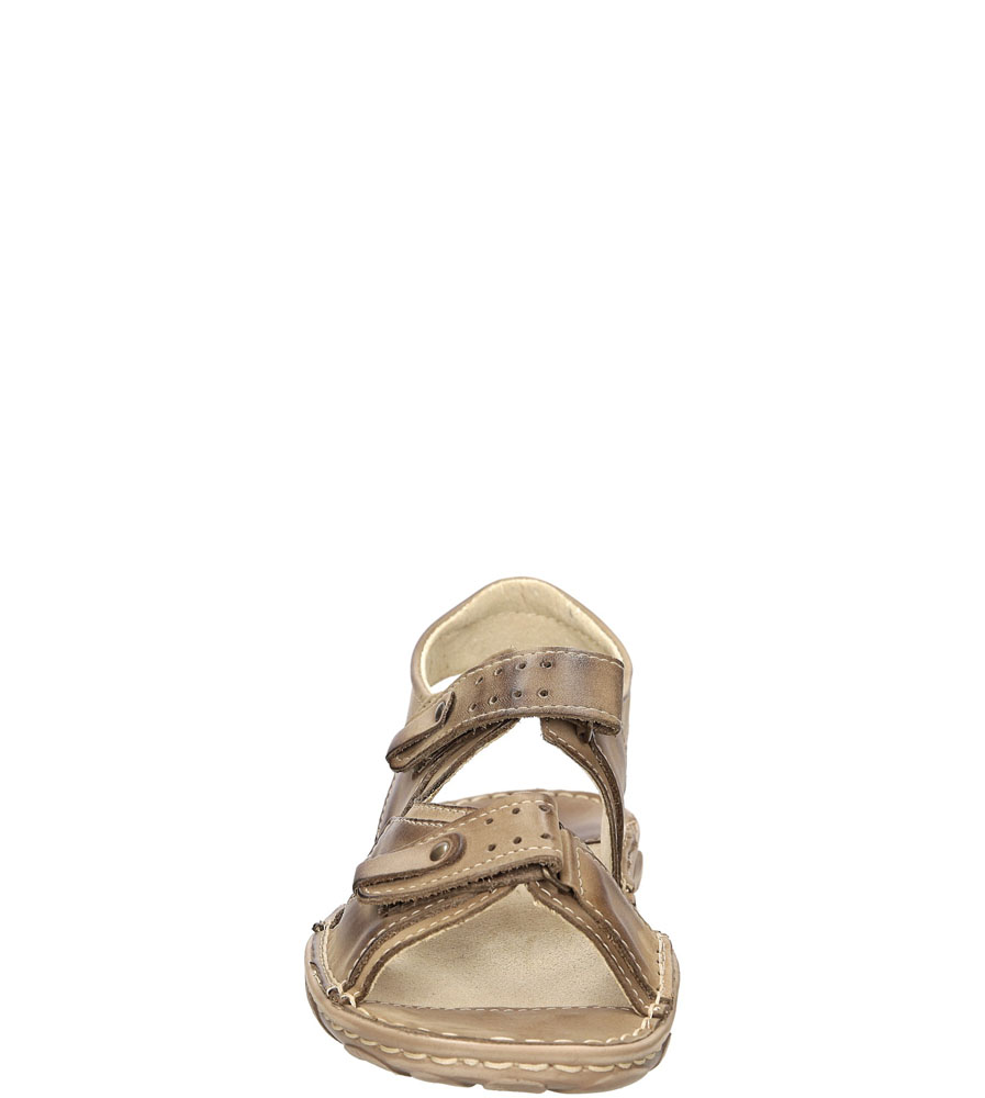 Sandały skórzane Windssor 028 sezon Lato