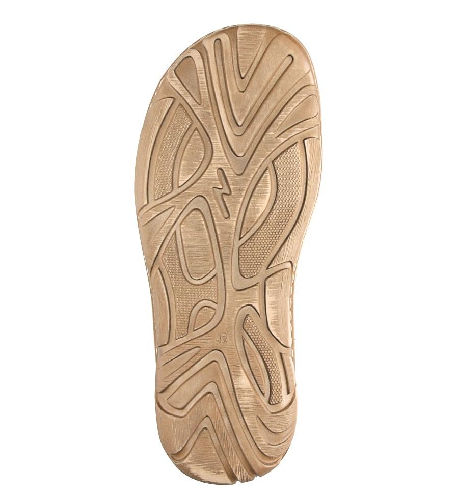 Sandały skórzane Windssor 028 wierzch skóra naturalna - licowa