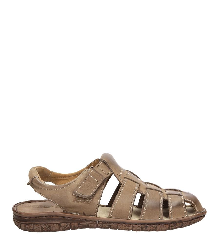 Sandały skórzane Windssor 027