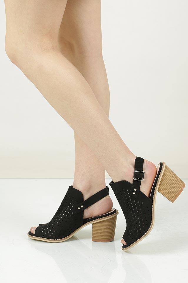 Sandały ażurowe Sergio Leone 50891