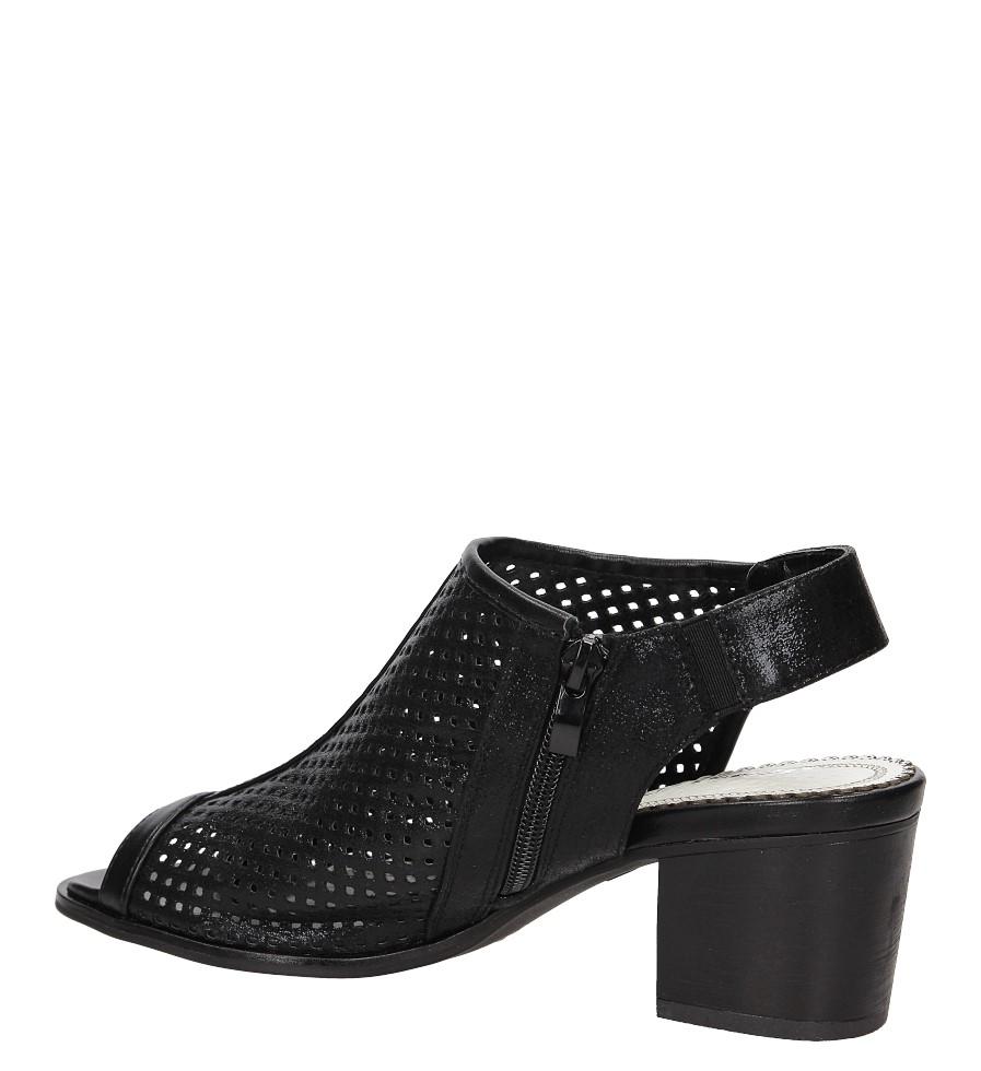 Sandały ażurowe Jezzi SA69-7 wysokosc_obcasa 6.5 cm