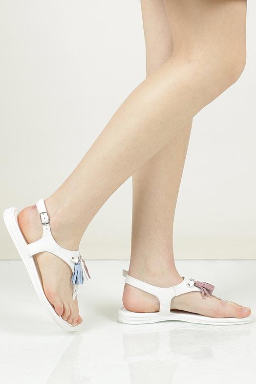 Sandały skórzane Marco Tozzi 2-28142-38 wkladka skóra ekologiczna