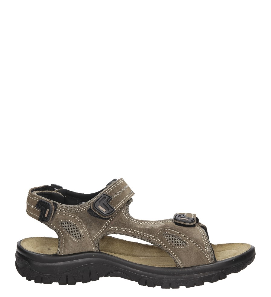 Sandały skórzane Marco Tozzi 2-18400-28