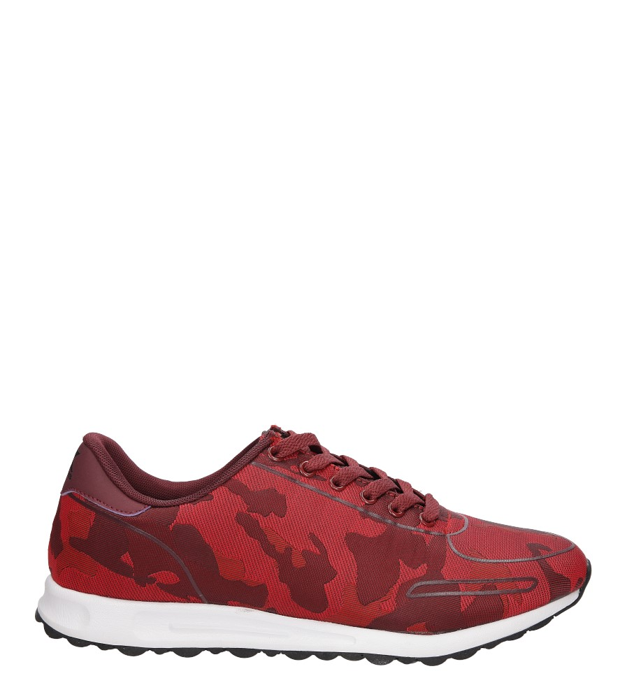 Męskie Sportowe Casu 8008 czerwony;;