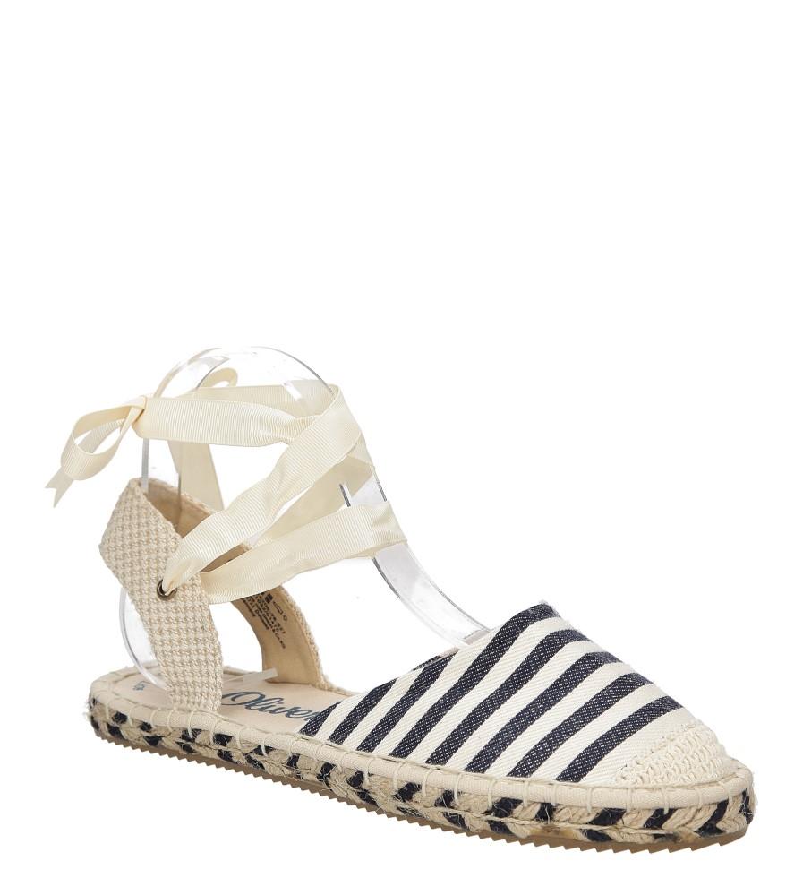 Sandały wiązane S.Oliver 5-24209-28