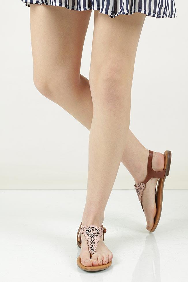 Sandały skórzane ażurowe S.Oliver 5-28102-28 wys_calkowita_buta 10 cm