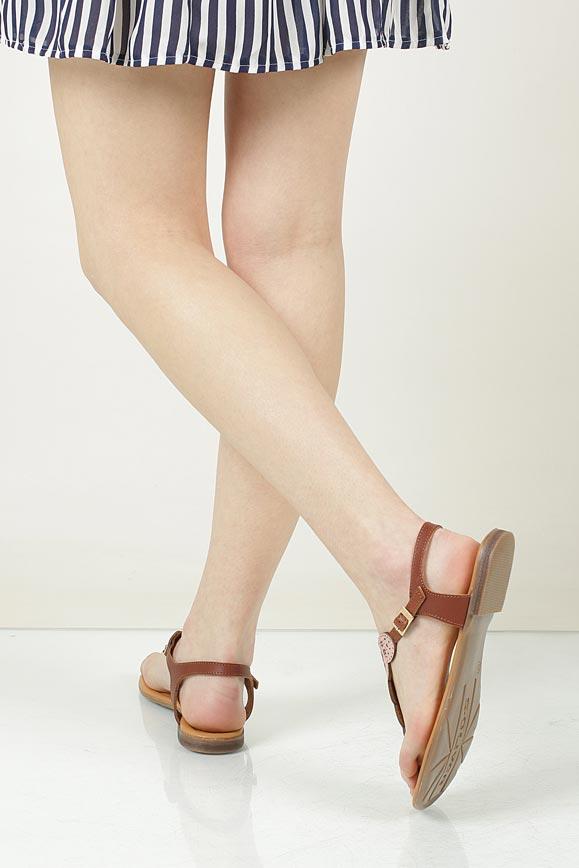 Sandały skórzane ażurowe S.Oliver 5-28102-28 wierzch skóra naturalna - licowa