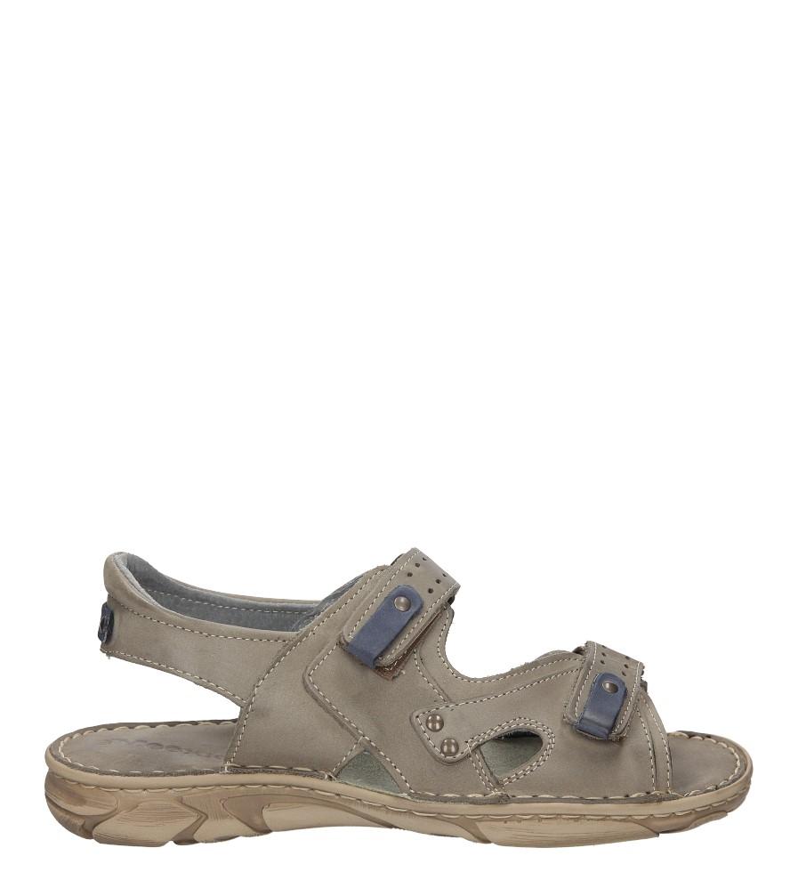 Sandały skórzane Windssor 028