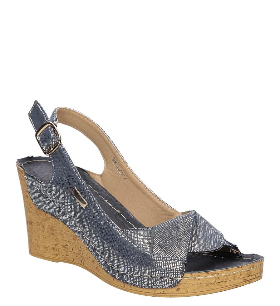 Sandały na koturnie Jezzi MR1626-2