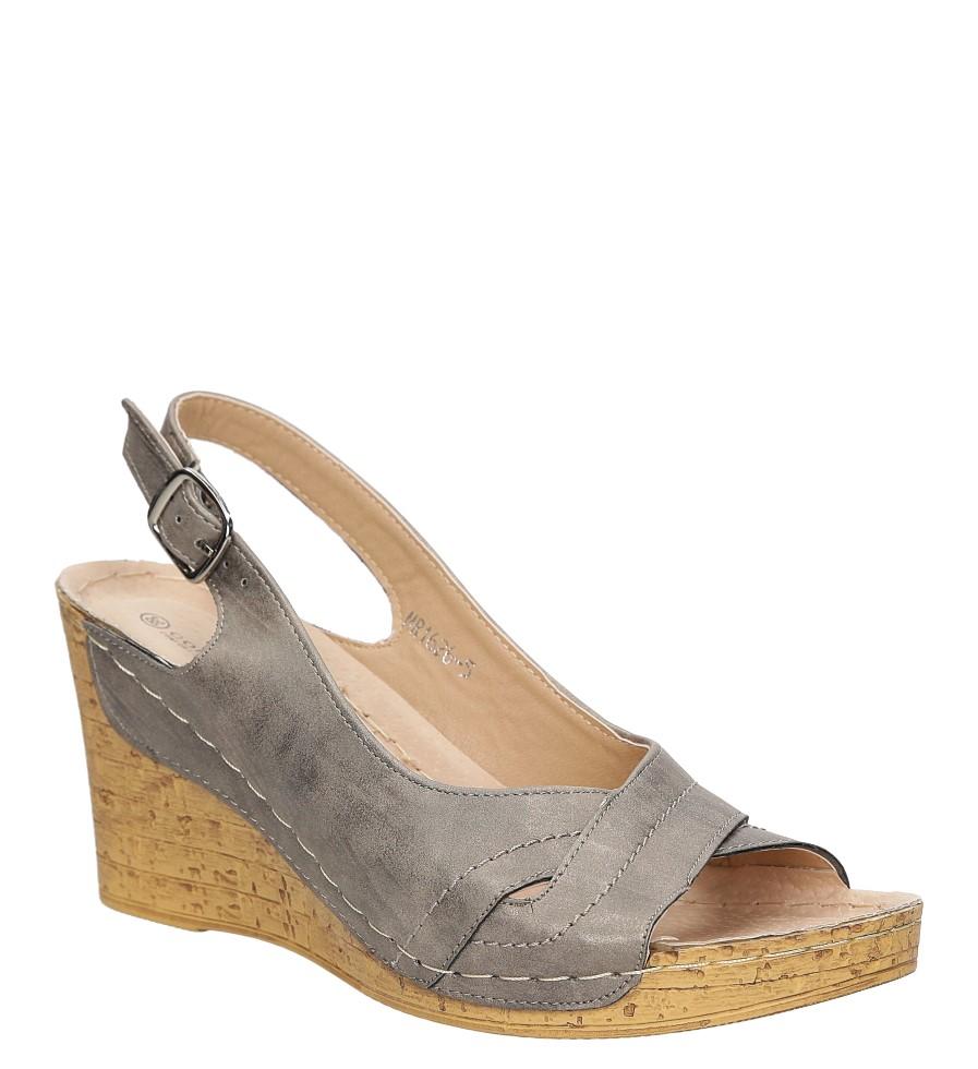 Sandały na koturnie Jezzi MR1626-5