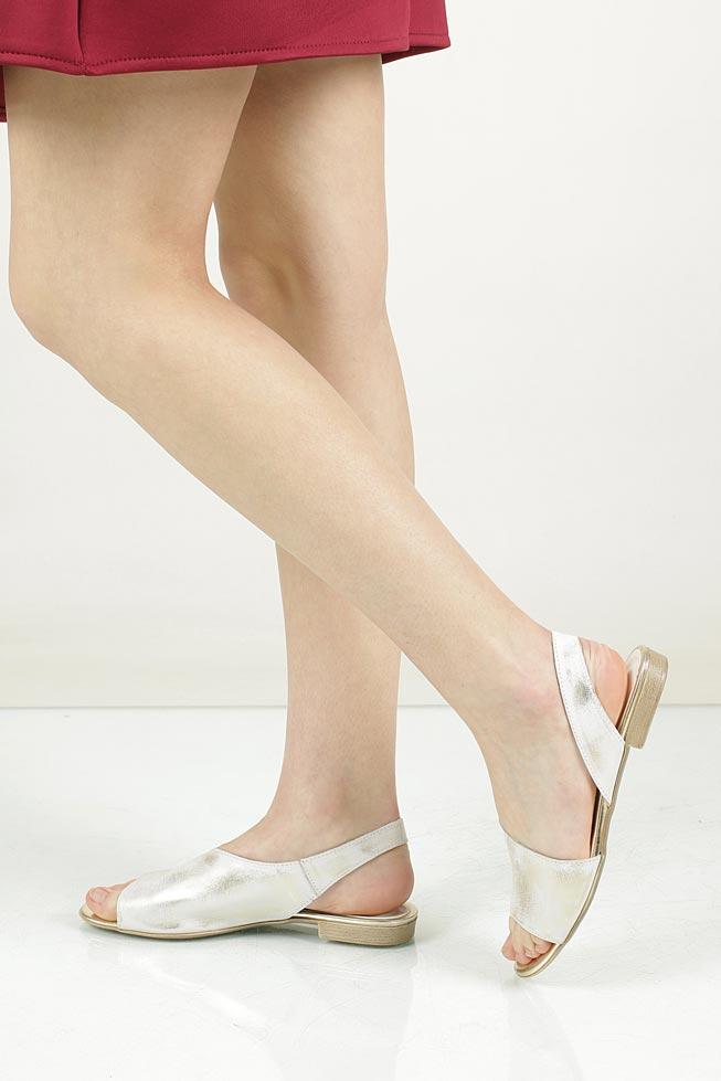 Sandały skórzane Casu 1939