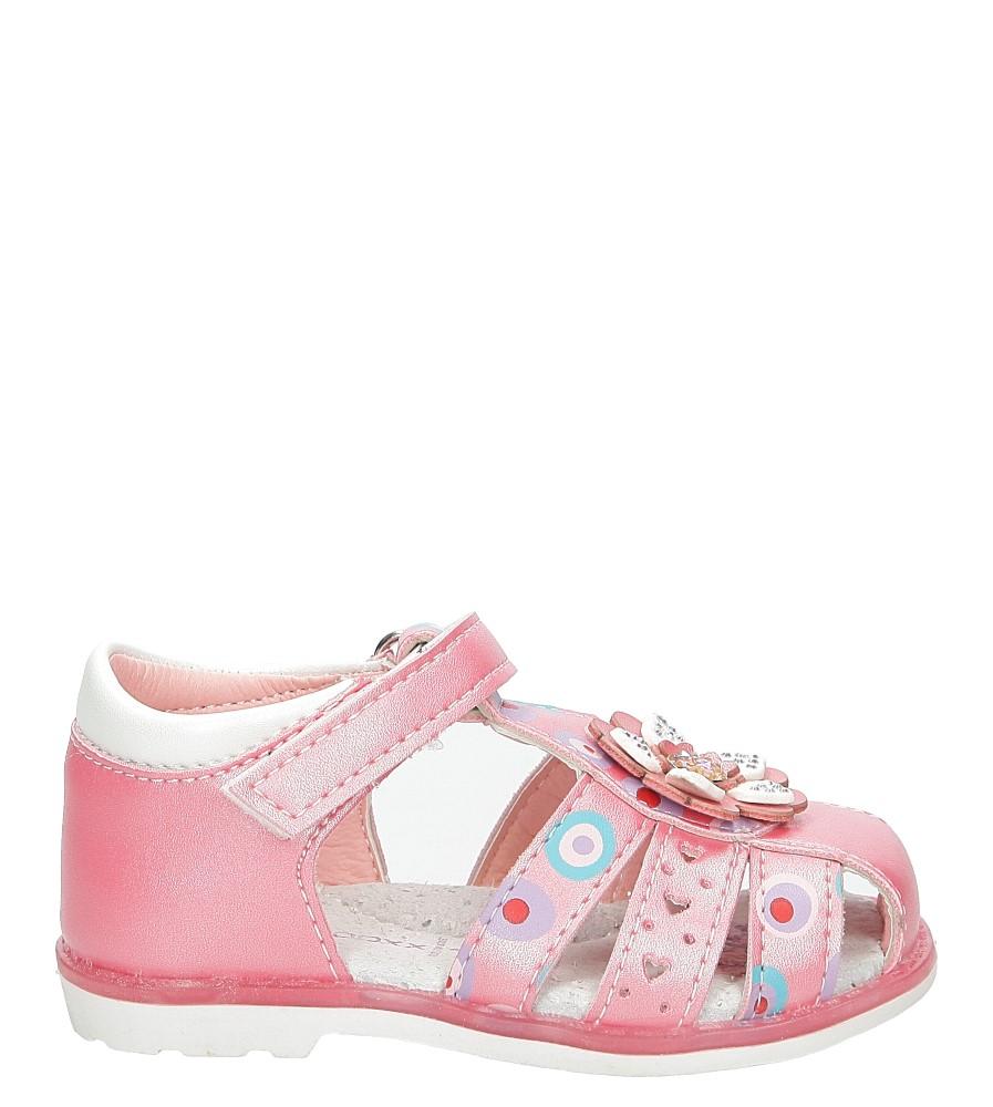 Sandały na rzepy Casu 1SD463